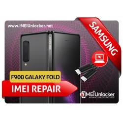 F900 GALAXY FOLD SAMSUNG INSTANT REMOTE BAD IMEI BLACKLISTED REPAIR FIX
