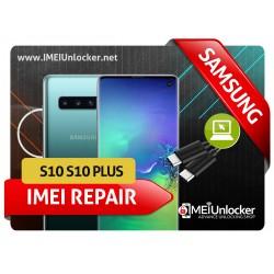 S10 S10E S10 PLUS S10 5G (SPRINT - VERIZON - T-MOBILE - METROPCS - BOOST - VIRGIN VERIZON) REMOTE USB CARRIER UNLOCK