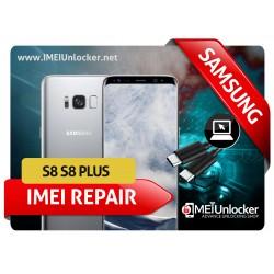 Samsung Note 8 S8 & S8 PLUS BAD IMEI Repair Unblock Network Blacklist Remove Remote Services